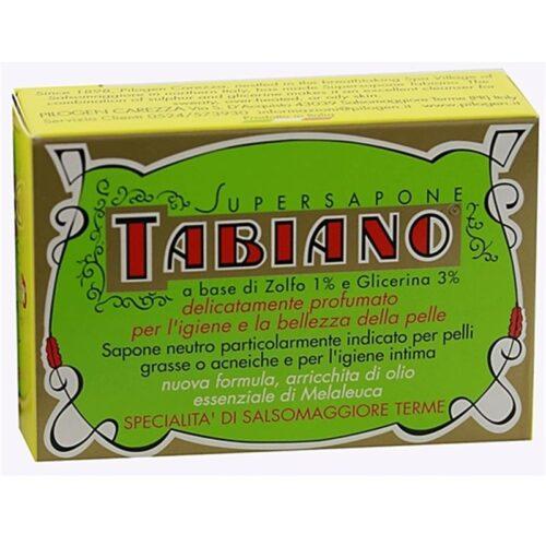 Σαπούνι Tabiano Βiosulfur (Θείο) 125γρ