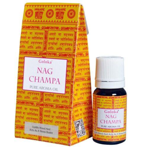 Αρωματικό Έλαιο Goloka Nag Champa