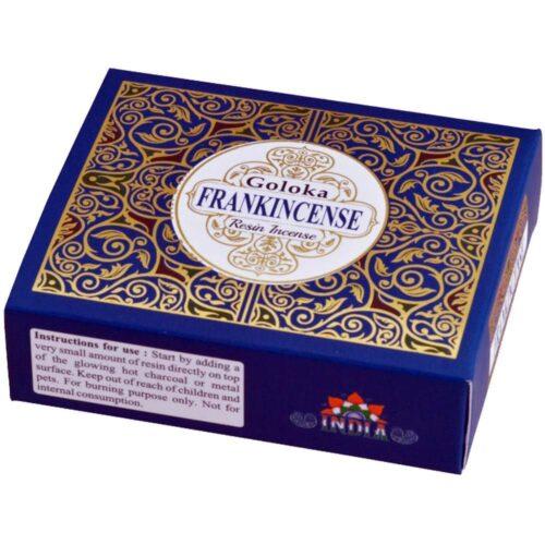 Ρητίνη Θυμιάματος Goloka Frankincense - Λιβάνι 50γρ
