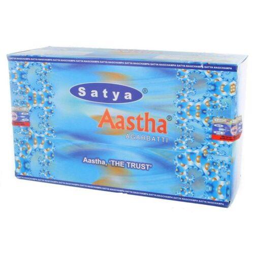 Αρωματικά Στικ Satya Aastha 15γρ