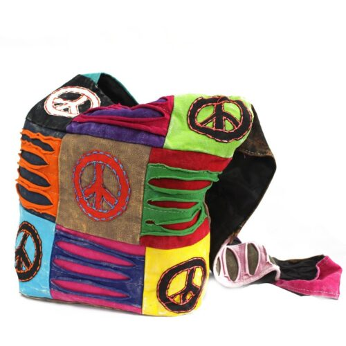 Ethnic Sling Bag - Peace