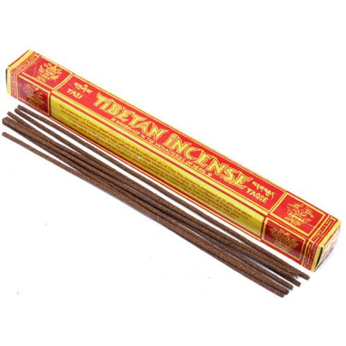 Αρωματικά Στικ Tibetan Tasi Yellow Μεγάλο Κουτί