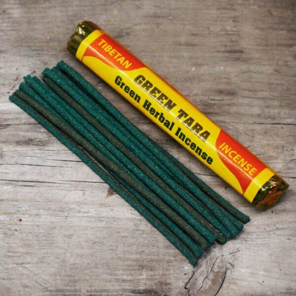 Green Tara Tibetan Medicine Incense