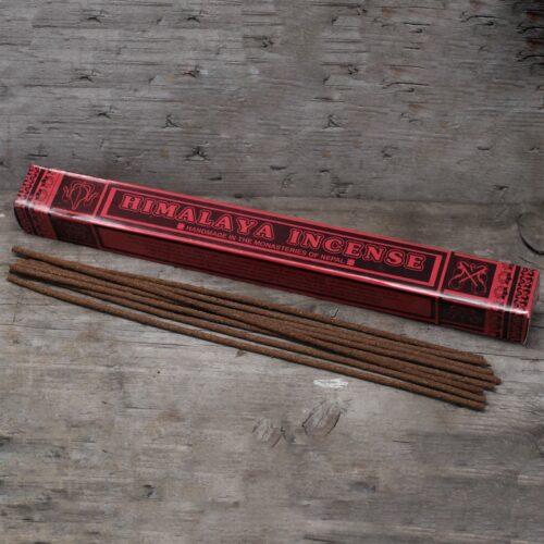 Himalaya Red Tibetan Big Pack Incense