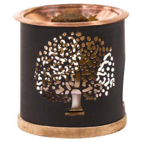 Καυστήρας Αρωματικών Κύβων Aromafume Tree of life