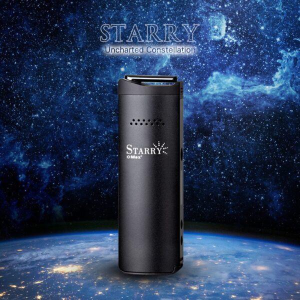 XMAX Starry V2 Black Vaporizer
