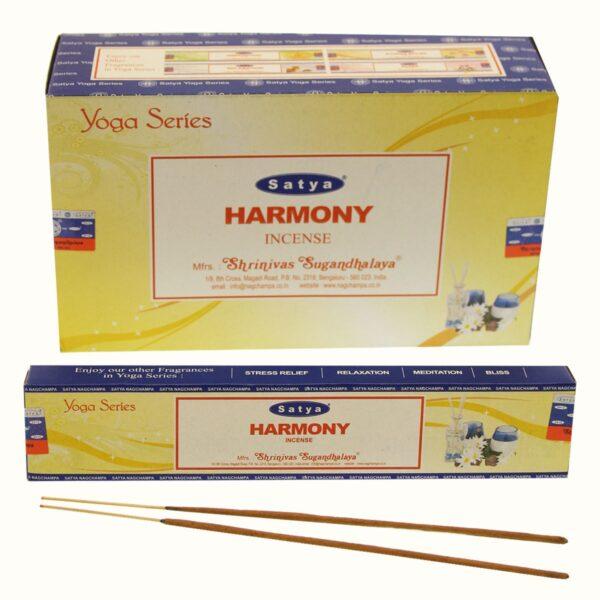 Αρωματικά Στικ Satya Harmony - Αρμονία 15γρ