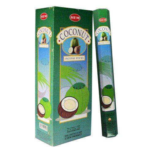 Αρωματικά Στικ HEM Coconut - Καρύδα