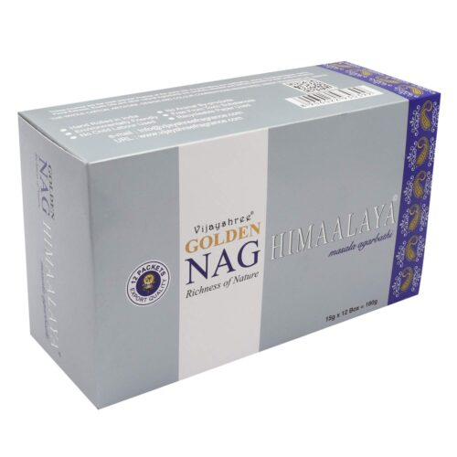 Αρωματικά Στικ Golden Nag Himaalaya 15γρ