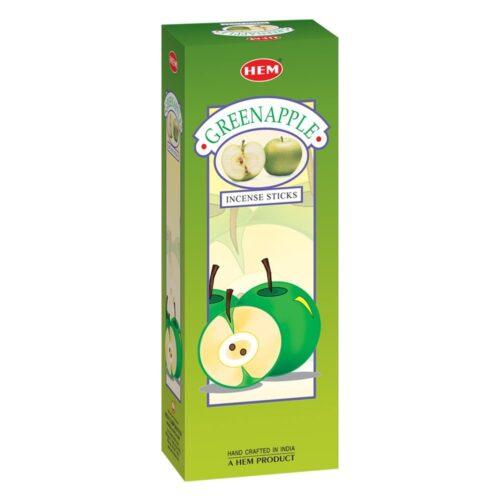 Αρωματικά Στικ HEM Green Apple - Πράσινο Μήλο
