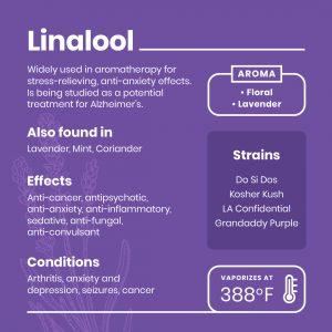 Λιναλοόλη - Linalool