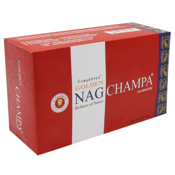 Αρωματικά Στικ Golden Nag Champa 15γρ