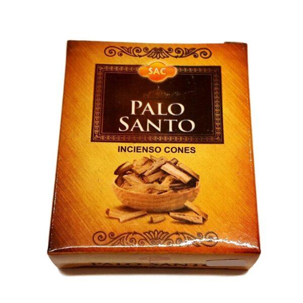 Αρωματικοί Κώνοι SAC Palo Santo - Πάλο Σάντο