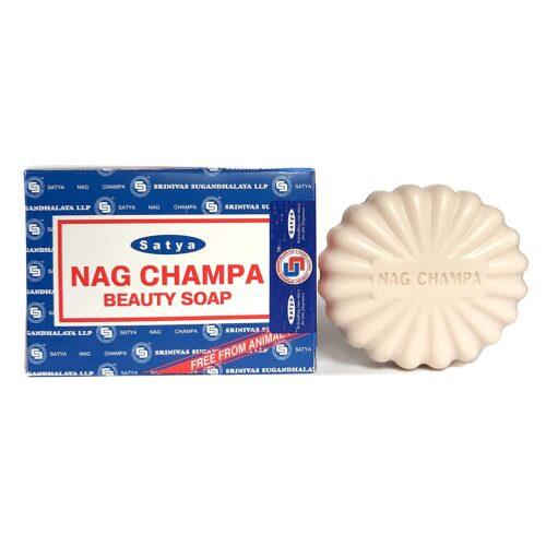 Σαπούνι Ομορφιάς Satya Nag Champa 75γρ