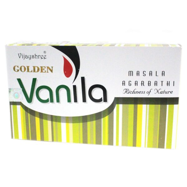 Αρωματικά Στικ Golden Vanilla - Βανίλια 15γρ