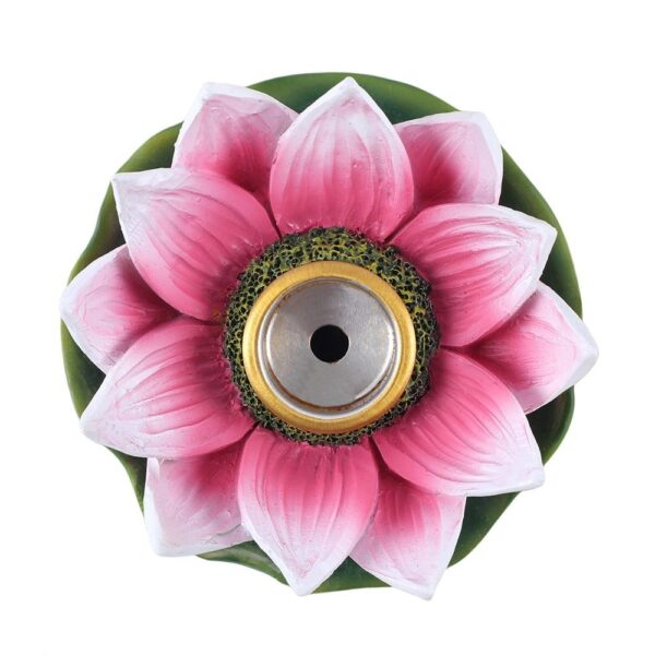 Βάση Κώνων Backflow Coloured Lotus
