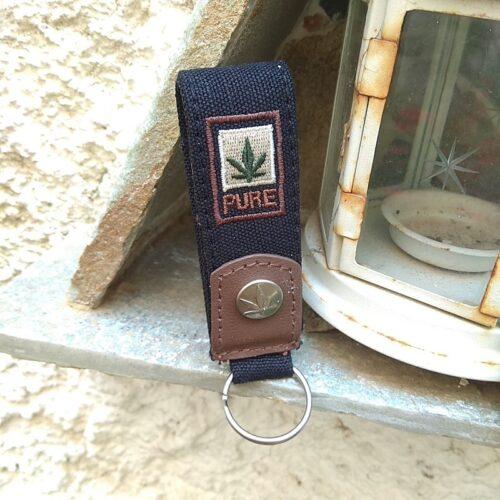 Pure Large Key Ring Μπρελόκ Κλειδιών HF-0057