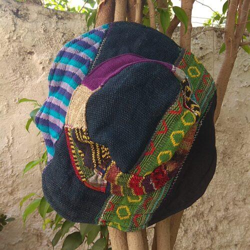 Καπέλο Κάνναβης Black & Green - CANNABISmade