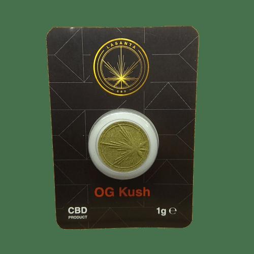 OG Kush CBD Kief - Lasanta