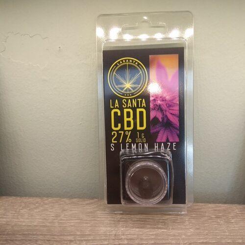 Lemon Haze Jelly CBD - Lasanta
