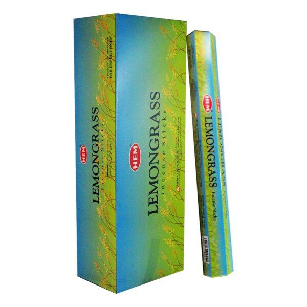 Αρωματικά Στικ HEM Lemongrass - Λεμονόχορτο
