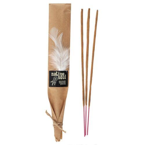 Native Soul White Sage & Palo Santo Incense Sticks