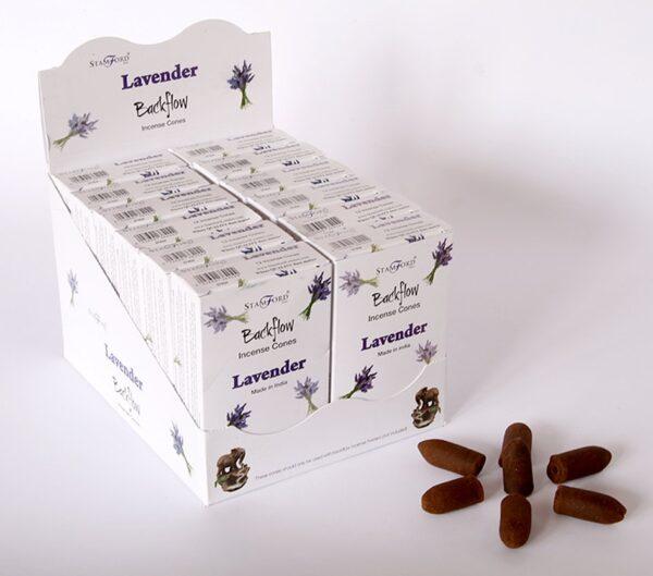 Κώνοι Backflow Stamford Lavender - Λεβάντα
