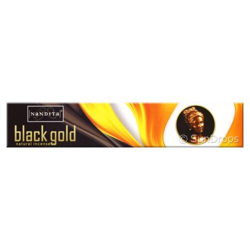 Αρωματικά Στικ Nandita Black Gold