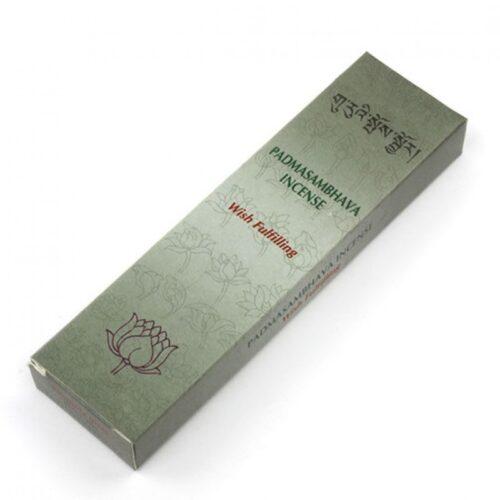 Αρωματικά Στικ Gangchen Healing Padmasambhava Wish Fulfilling