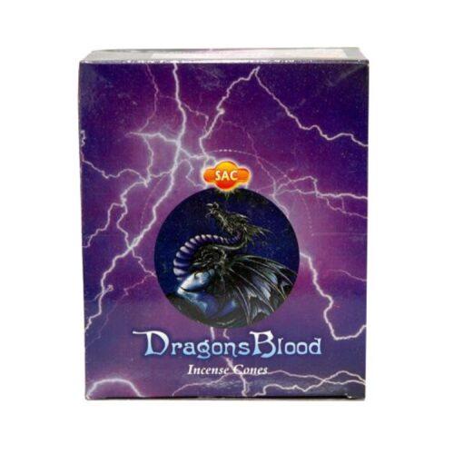 Αρωματικοί Κώνοι SAC Dragons Blood - Αίμα Του Δράκου