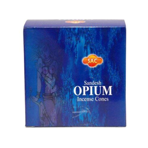 Αρωματικοί Κώνοι SAC Opium - Όπιο