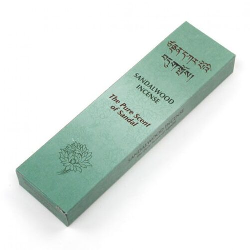 Αρωματικά Στικ Gangchen Healing Sandalwood The Pure Scent of Sandal