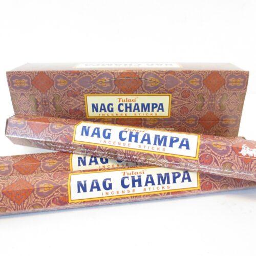Αρωματικά Στικ Tulasi Nag Champa 15στικ
