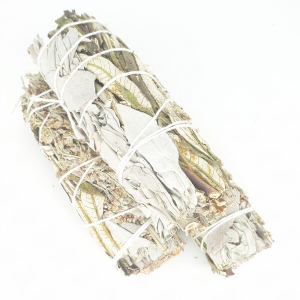 White Sage, Blue Sage & Yerba Santa Smudge Sticks 25-30gr