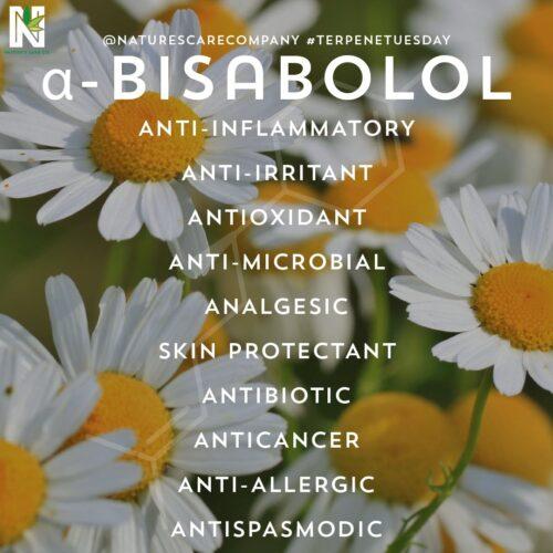 Α-Μπισαβολόλη - A-Bisabolol