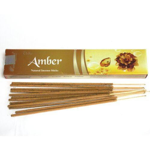 Αρωματικά Στικ Aromatika Amber - Κεχριμπάρι 15γρ