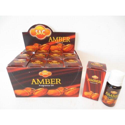 Αρωματικό Έλαιο SAC Amber - Κεχριμπάρι