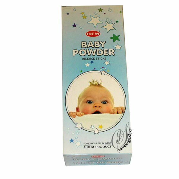 Αρωματικά Στικ HEM Baby Powder - Πούδρα Μωρού