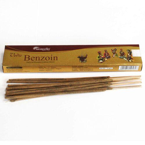 Αρωματικά Στικ Aromatika Benzoin - Βενζόη 15γρ