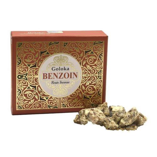 Ρητίνη Θυμιάματος Goloka Benzoin - Βενζόη 50γρ