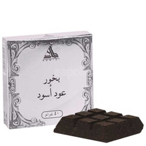 Bakhoor Hamidi Black Oud 40γρ