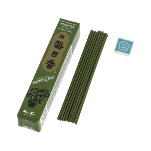 Αρωματικά Στικ Morning Star Green Tea - Πράσινο Τσάι 50τμχ
