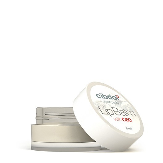 Cibdol CBD Lip Balm 5ml