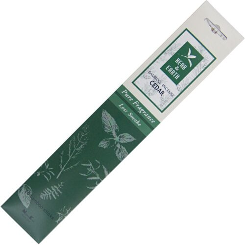 Αρωματικά Στικ Herb & Earth Cedar - Κέδρος