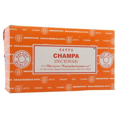 Αρωματικά Στικ Satya Champa 15γρ