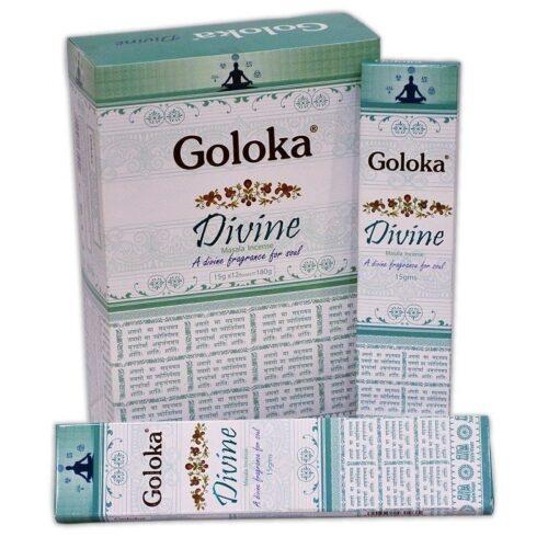 Αρωματικά Στικ Goloka Divine 15γρ