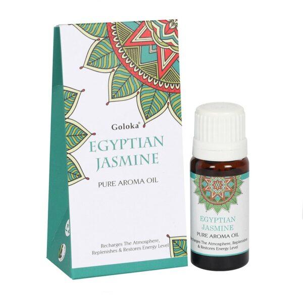 Αρωματικό Έλαιο Goloka Egyptian Jasmine - Γιασεμί