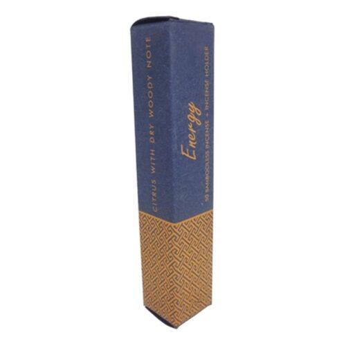 Αρωματικά Στικ Herbal Bambooless Energy 50τμχ
