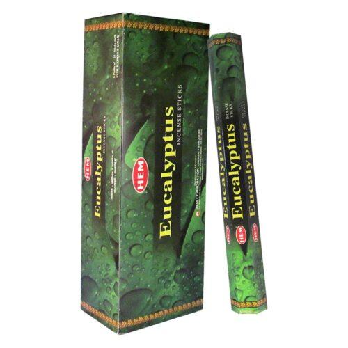 Αρωματικά Στικ HEM Eucalyptus - Ευκάλυπτος