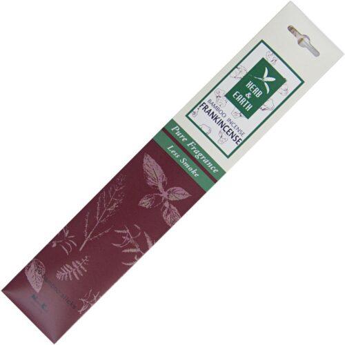 Αρωματικά Στικ Herb & Earth Frankincense - Λιβάνι